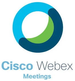 Cisco Webex Meetings Instructions